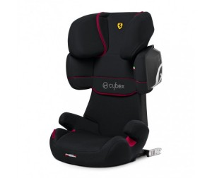 Автокресло Cybex Solution X2-Fix FE Ferrari