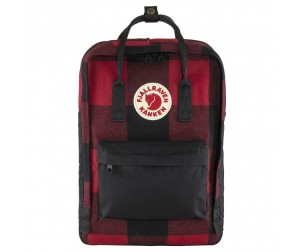 "Fjallraven Рюкзак Kanken Re-Wool Laptop 15"" Клетка"