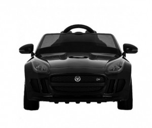 Электромобиль Harleybella DMD-218 Jaguar RS-3 Black 12V 2.4G