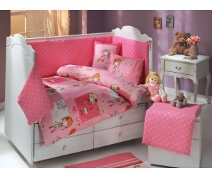 Постельное белье Hobby Home Collection City Girl 100х150 см