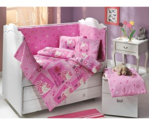 Постельное белье Hobby Home Collection Little Sheep 100х150 см