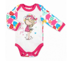 Idea Kids Боди Cute girl CG-04Бд