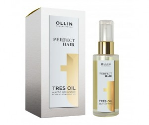 OLLIN Professional Perfect Hair Tres Oil Масло для волос 50 мл