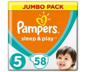 92dc5a5afc8b Pampers Подгузники Sleep   Play Jumbo р.5 (11-16 кг) 58 шт ...