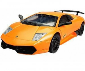 Happy Well Трансформер-машина Lamborghini Murcielago 1:24