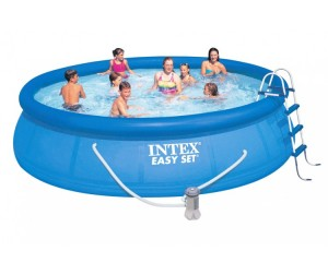 Бассейн Intex Easy Set 457х107 см с фильтром