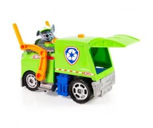 b08679e0cd96 Щенячий патруль (Paw Patrol) Большой автомобиль спасателя со звуком и светом  Рокки