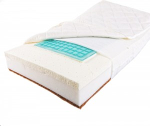 Матрас Babysleep класса Люкс Technogel Form 120x60