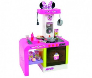 Smoby Кухня Cheftronic Minnie