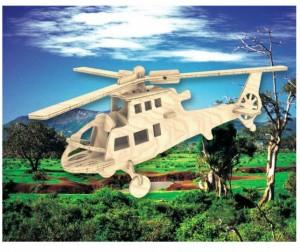 Конструктор Мир деревянных игрушек Боевой вертолет серия П ... 6abd6f683f2