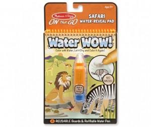 Раскраска Melissa & Doug Рисуем водой Сафари