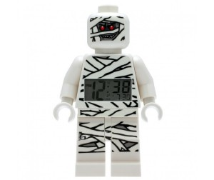 Часы Clic Time Будильник LEGO Monster Fighters минифигура Mummy (Мумия)