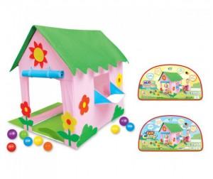 Палатки-домики Calida Игровой домик Вилла
