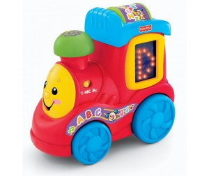 Fisher Price Поезд-алфавит