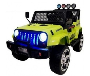 Электромобиль RiverToys Jeep T008TT