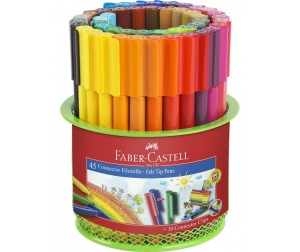 Фломастеры Faber-Castell Набор Connector