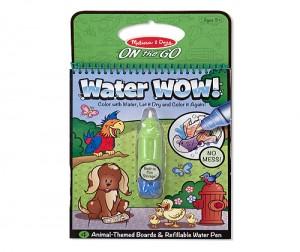 Раскраска Melissa & Doug Рисуем водой Животные