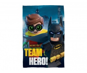 Плед Lego Batman Movie Hero Polar