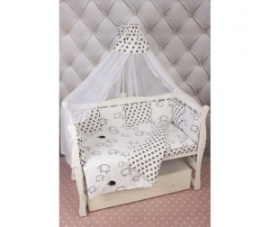 Комплект в кроватку AmaroBaby Home Elite (19 предметов)