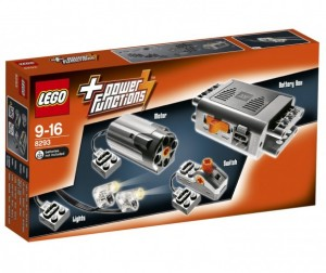 Конструктор Lego Technic 8293 Лего Техник Мотор Power Functions