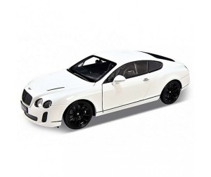 Welly Модель машины 1:18 Bentley Continental Supersports