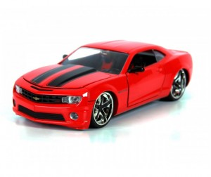 Jada Diekast Модель 2010 Chevy Camaro-Wheel Ribon 5 1:24