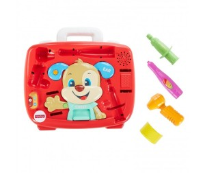 Fisher Price Mattel Медицинский набор Ученого Щенка