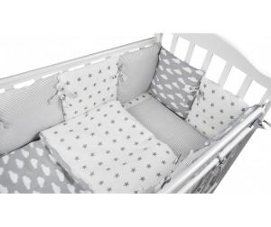 9b8b4659ebe7 Комплекты в круглую кроватку для новорожденных — купить в Москве в ...