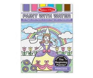 Раскраска Melissa & Doug Набор Рисуем водой Принцессы