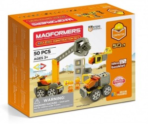 Конструктор Magformers Магнитный Amazing Construction Set (50 элементов)
