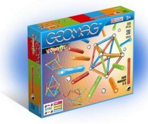 Конструктор Geomag магнитный Confetti (35