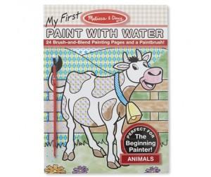 Раскраска Melissa & Doug Мои первые водные раскраски Животные