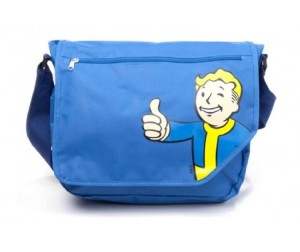 Fallout Сумка Vault Boy Messenger Bag