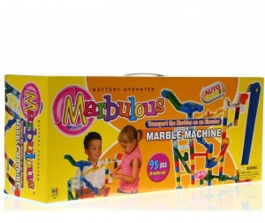 Конструктор Tototoys Marbulous Marble Machine 95 деталей