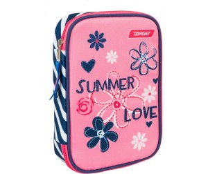 Target Collection Пенал с канцтоварами Summer Love