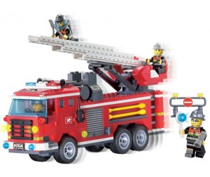 Enlighten Brick Fire Rescue (364 детали)