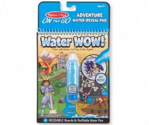 Раскраска Melissa & Doug Творчество Рисуем водой Приключения