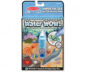 Раскраска Melissa & Doug Творчество Рисуем водой Океан