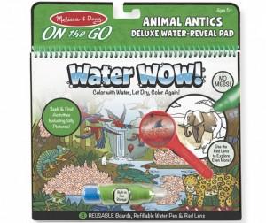 Раскраска Melissa & Doug Творчество Рисуем водой Животные Делюкс