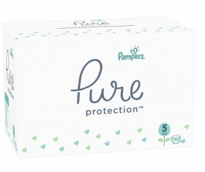 Pampers Подгузники Pure Protection р.5 (11+ кг) 132 шт.