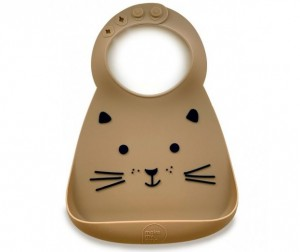 Нагрудник Make my day Baby Bib Cat