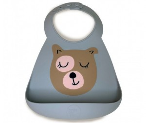 Нагрудник Make my day Baby Bib Puppy