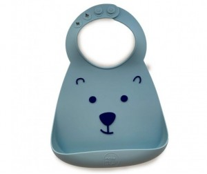 Нагрудник Make my day Baby Bib Bear