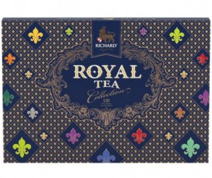 Richard Чай ассорти Royal Tea Collection 120 пак.