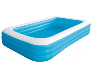 Бассейн Jilong семейный Giant Rectangular Pool 3-ring 305x183x56 см