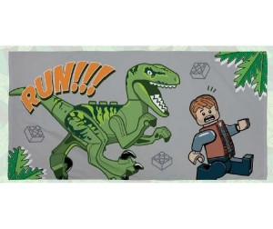 Lego Полотенце Jurassic World Chase 70х140 см