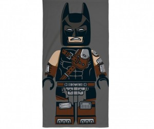 Lego Полотенце Lego Movie 2 Batman 70х140 см