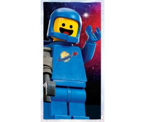 Lego Полотенце Movie 2 Spacer 70х140 см