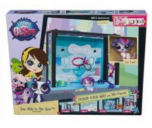 Littlest Pet Shop мини Стильный