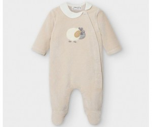 Mayoral Newborn Пижама для девочки 2754